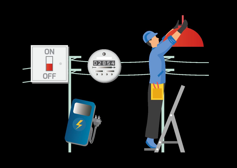 servicio de marketing para electricistas